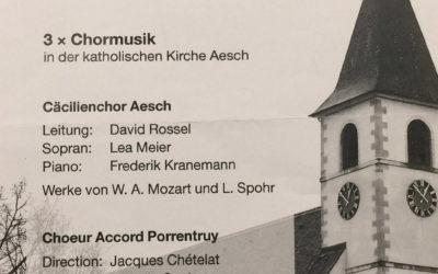 Kulturnacht Aesch juin 2017
