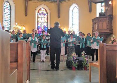 Concert Choeur Accord et Aesch