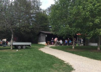 Pique-nique été 2019 – Cabane du Pilay à Bure